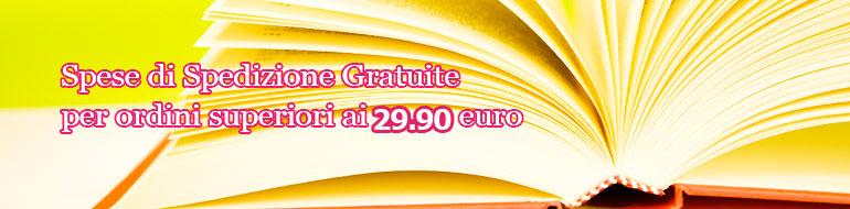 spese di spedizione gratuite sui 39 euro libreria luoghi dell'anima
