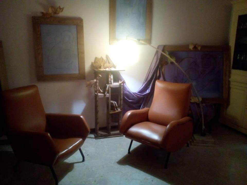 La coccola col Contastorie - con Camillo Chiarieri - libreria i luoghi dell'anima pescara