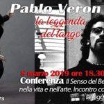 Incontro con PABLO VERON, la leggenda del tango - Avalon Progetto Tango - libreria i Luoghi dell'Anima Pescara